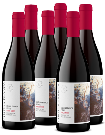 2016 Estate Pinot noir Six-Pack