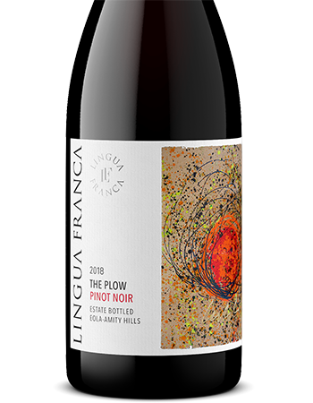 2018 The Plow Pinot Noir