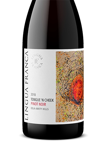 2018 Tongue 'n Cheek Pinot Noir