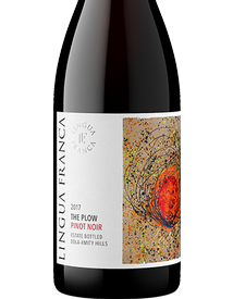 2017 The Plow Pinot Noir